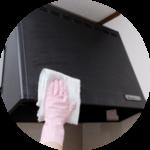 換気扇・レンジフードクリーニングは便利屋ダイコーレディにおまかせください。